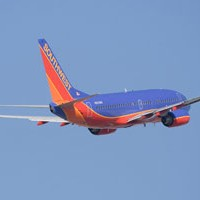 Image of Southwest Airlines plane