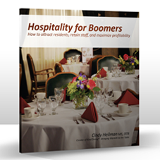 Image of Hospitality for Boomers book